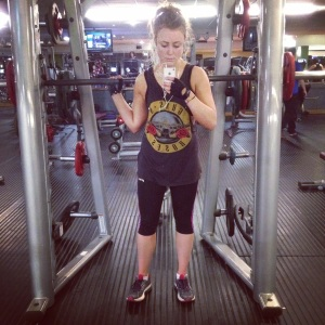 Frustrations of a Gym Bunny